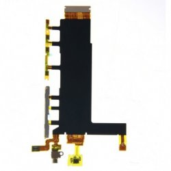 Sony Xperia Z3 D6603 Flex Cable With Buttons
