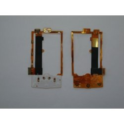 Nokia X3 Flex Cable Keyboard + Buttons