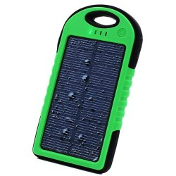 Power Bank solar 8000mah Antishock