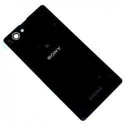 Sony Xperia Z1 Compact BatteryCover black