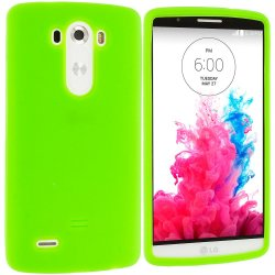 LG G5 Colorful Silicone Green Matte