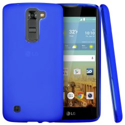 LG G5 Colorful Silicone navy matte H850