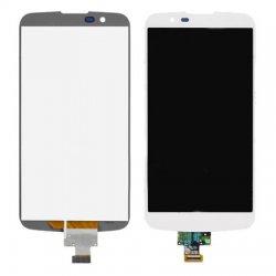 LCD for LG K10 + Touchscreen White
