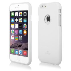 "Mercury Jelly Case IPHONE 7 PLUS (5,5"") WHITE"