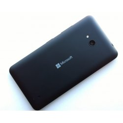 MICROSOFT NOKIA LUMIA 640 BATTERY COVER BLACK