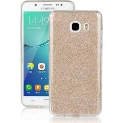 SAMSUNG GALAXY A5 2016 (A510) Back Cover Glitter GOLD