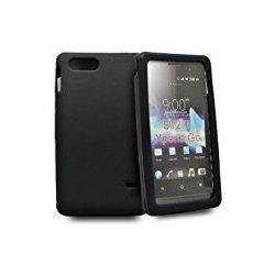SONY ST25 Xperia U SILICON CASE BLACK
