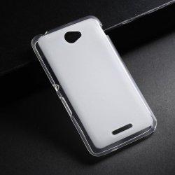 Sony Xperia Z5 / E6603 SILICON CASE TRANSPERANT MATTE