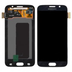 Samsung Galaxy S6 Lcd+Touch Screen black ORIGINAL