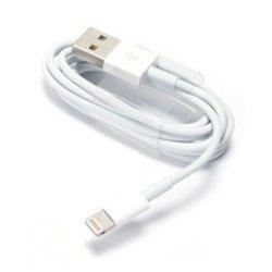 iPhone & iPad Lightning Cable OEM WHITE