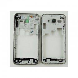 Samsung Galaxy J5 MiddleCover+Camera Lens white