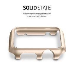 Apple Watch Case Thin Fit Spigen Gold (42mm)