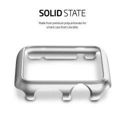 Apple Watch Case Thin Fit Spigen Silver (42mm)