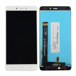 Xiaomi Redmi Note 4 Lcd+Touch Screen White