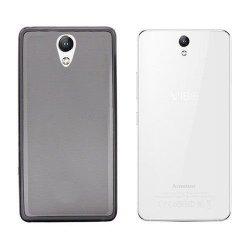 Lenovo A606 Silicone Case Transperant Mat Black