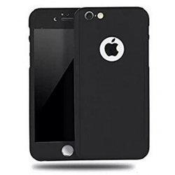 IPHONE 5/5S/SE Ultra Thin 360° Full Body Protective Case Black