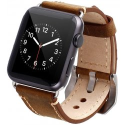 IWatch 42mm Leather Band Brown