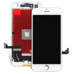 IPhone 7 Lcd+Touch Screen White Service Pack