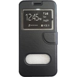 Huawei Y5 2017 Book Case S View Black
