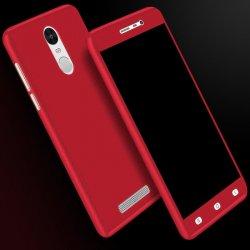 Xiaomi Redmi Note 4X Ultra Thin 360° Full Body Protective Case Red
