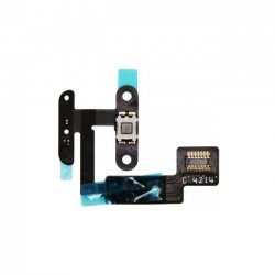 IPad Mini 4 Power Switch Button & Mic Connector Flex Cable