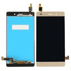 Huawei Ascend P8 Lite LCD + touch screen Gold