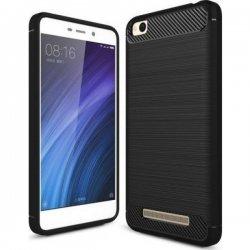 Huawei Mate 10 Pro Case Carbon Fiber Design TPU Flexible Soft Black