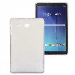Samsung Galaxy Tab E T560 9.6' Silicon Case Matte Transperant