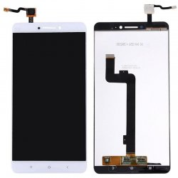 Xiaomi Mi Max Lcd+Touch Screen White