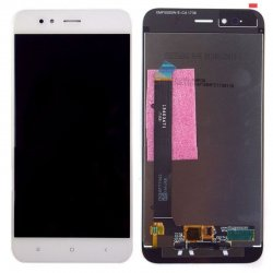 Xiaomi Mi A1 Lcd+Touch Screen White