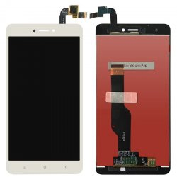 Xiaomi Redmi Note 4X Lcd+Touch Screen White
