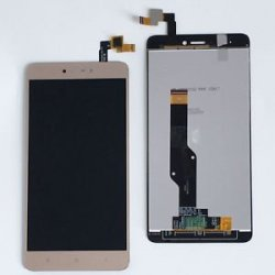 Xiaomi Redmi Note 4X Lcd+Touch Screen Gold
