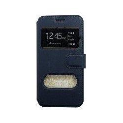 Nokia 2 Book Case S View Dark Blue