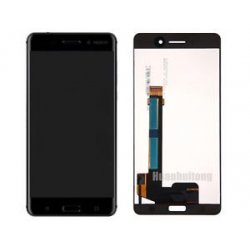 Nokia 6 Lcd+Touch Screen Black