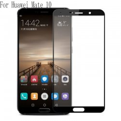 Huawei Mate 10 Pro Tempered Full Screen Protector Black