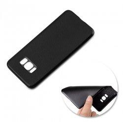 Samsung Galaxy S8 G950 Silicone Case Carbon