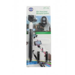 Selfie Monopod Bluetooth With Remote ZP-08