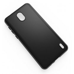 Nokia 2 Silicone Case Black