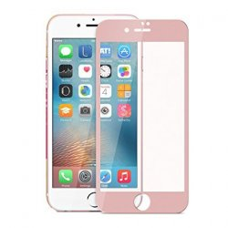 IPhone 6Plus/6S Plus Tempered Glass 9H Full Screen 3D Front And Back Rose