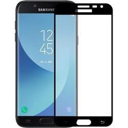 Samsung Galaxy J5 (2017) J530 Tempered Full Screen Protector Black