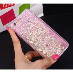 IPhone 7/8 Futerał Liquid Glitter Pink