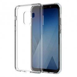 Samsung Galaxy A5 2018/A8 2018 Silicon Case Transperant