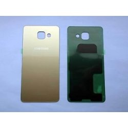Samsung Galaxy A5 (2016) A510F Battery Cover Gold