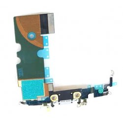 IPhone 8 Plus Charging Port Flex Cable Grey