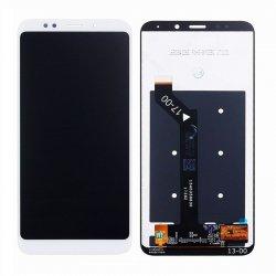 Xiaomi Redmi 5 Plus Lcd + TouchScreen White