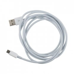 Usb Cable - Micro Usb Universal 2M White