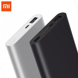 Xiaomi Ultra-thin 10000mAh Mobile Power Bank 2 Silver