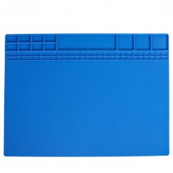 OSS TEAM W-220 Silicone antistatic, heat-resistant, magnetic pad