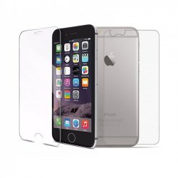 IPhone 6/6s Front+Back Tempered Glass 9H