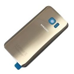 Samsung Galaxy S7 G930 Battery Cover Gold